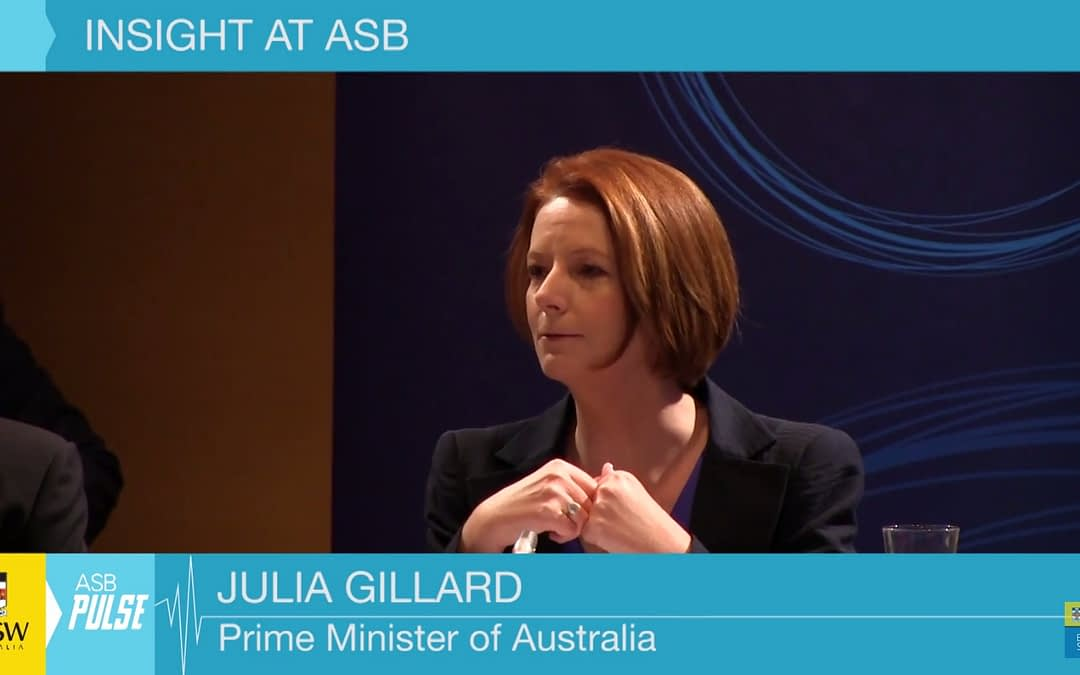 ASB Pulse – Episode 22 – Julia Gillard comes to UNSW